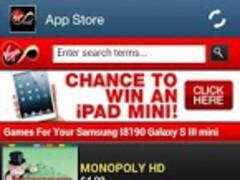 Virgin Media App Store 1.0 Screenshot