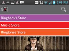 Virgin Mobile Music+ 1.0.39 Screenshot