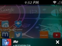 Virgo Theme for GO SMS 2.1 Screenshot