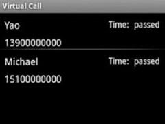 Virtual Caller 3.0 Screenshot