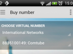 Virtual Number 1.0.2 Screenshot