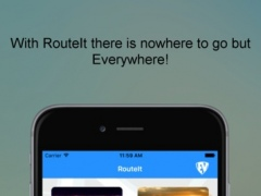 Virtual Travel: SMART RouteIt around the World 1.0 Screenshot