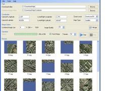 VirtualEarth Downloader 4.0 Screenshot