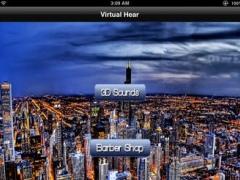VirtualHear for iPad 1.0 Screenshot