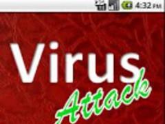Virus Attack - Free Game 1.1 Screenshot