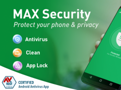Virus Cleaner & Booster - MAX Antivirus Master 1.0.2 Screenshot