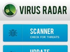 Virus Radar 1.0 Screenshot