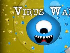 Virus War Free 1.2 Screenshot