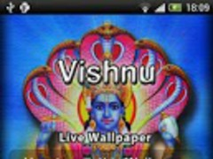Vishnu Live Wallpaper 1.0 Screenshot