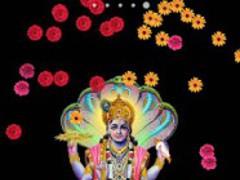 Vishnu Vandana LWP 1.0 Screenshot