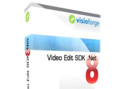 VisioForge Video Edit SDK .Net 8.05 Screenshot
