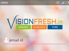 VisionFresh-Organic Food Shop 7.0 Screenshot