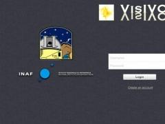 VisIVO Mobile 1.0 Screenshot