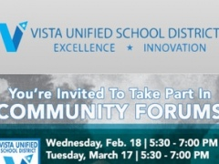 Vista Unified School District 1.0.2 Screenshot