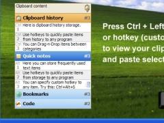 Visual Clipboard 2.2 Screenshot