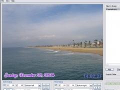 Visual Photo Time Stamp 2.1.5 Screenshot