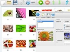 Visual SlideShow Mac 1.7 Screenshot