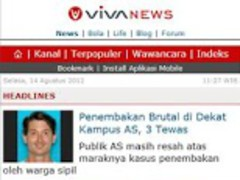 VIVAnews Launcher 2.0 Screenshot