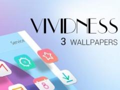 Vividness GO Launcher Theme 1.0.62 Screenshot