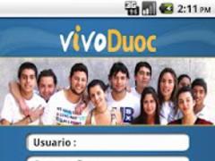 VivoDuoc Docente 3.0.1 Screenshot