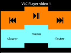 VLC Remote Control free 1.2 Screenshot