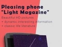 Revista magazine lockscreen 6.137.1 Screenshot