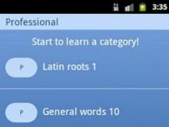 Vocab 1.0 Screenshot