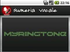 Vocal Ringtone 1.2 Screenshot