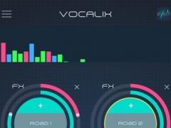 Vocalix Free - karaoke studio, polyphonic singing 1.0 Screenshot