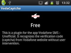 VodaCaptcha 1.22 Screenshot