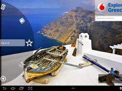 Vodafone Explore Greece HD 1.2 Screenshot