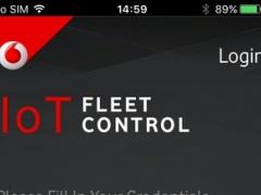 Vodafone M2M Fleet Control 1.0.2 Screenshot