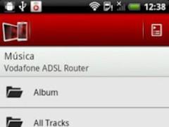 Vodafone Mobile Media Manager 2.1.3 Screenshot
