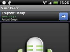 Voice Caller 1.1.0 Screenshot