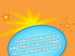 Voice Changer Effects Singing 1.0.1 Screenshot