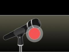 Voice Checker - Voice trainer. Practice (voice / pronunciation / Singing / Karaoke / speech / Announcement). 1.1 Screenshot