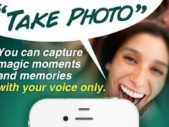 Voice Command Camera free 1.0 Screenshot