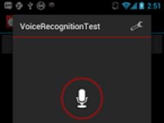 Voice Intent 1.1 Screenshot