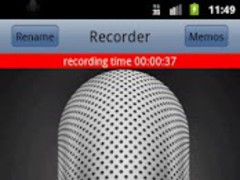 Voice Memos(Recorder) 1.3.8 Screenshot