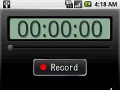Voice Recorder 2.4.5 Screenshot