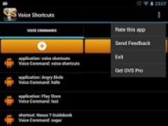 Voice Shortcuts Launcher 1.2 Screenshot