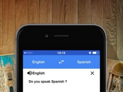Voice Translator Pro & Big Dictionary 1.0 Screenshot
