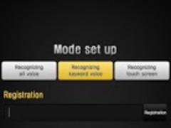 VoiceCam Free 1.2 Screenshot