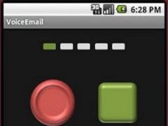 VoiceEmail Free 1.3 Screenshot