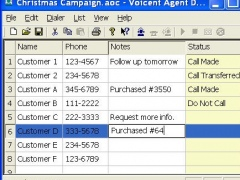 Voicent Predictive Dialer 9.0.5 Screenshot