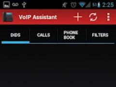 VoIP Assistant 1.0.8 Screenshot