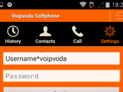 VoIP voda Cheap VoIP Calls 4.51 Screenshot