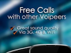 Voipeer : Free Calls and Text 2.0.10 Screenshot