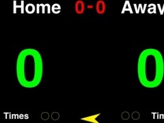 Voley ScoreBoard 1.0 Screenshot
