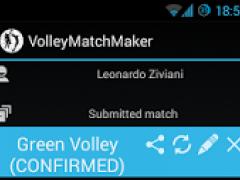 VolleyMatchMaker 1.0.0.7 Screenshot